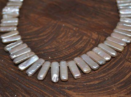 Perlas cultivadas por comunidades en Barú.