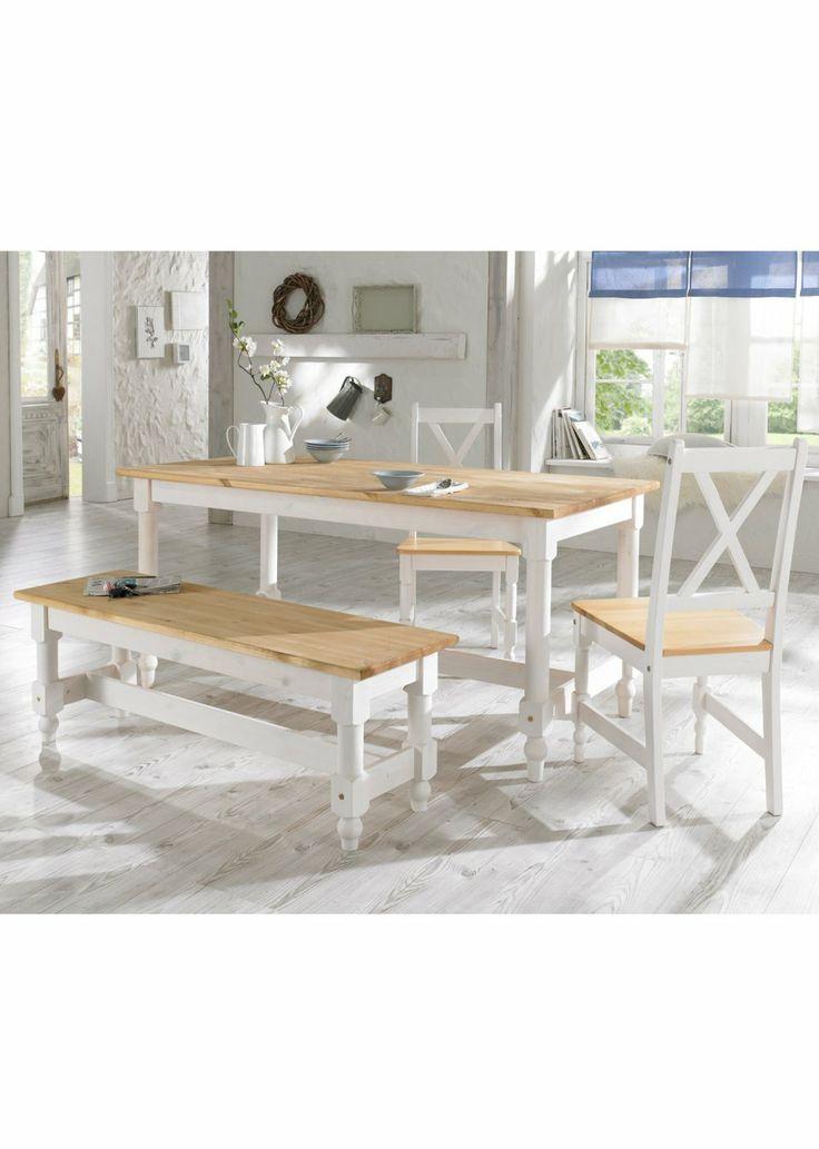 """Tisch """"Alley"""", 160 cm weiß - Wohnen - bpc living - bonprix.de"""