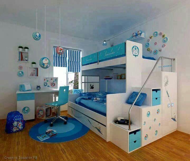 Unisex multiple kids bedroom bedroom ideas pinterest for Childrens unisex bedroom ideas