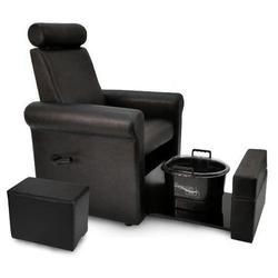 Independence Spa Pedicure Chair & Stool by Keller International