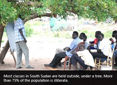 Churches in South Sudan