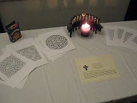 RETHINKING YOUTH MINISTRY: Youth Ministry Ideas for Lent '10: #2 Prayer Stations