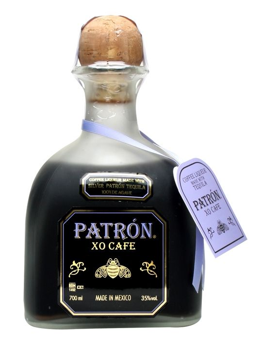 Patron XO Cafe / Coffee Liqueur : The Whisky Exchange