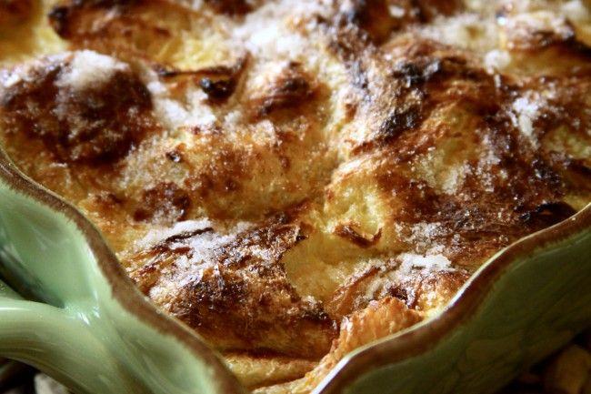 Croissant French Toast | Food : Breakfast : Sweet | Pinterest