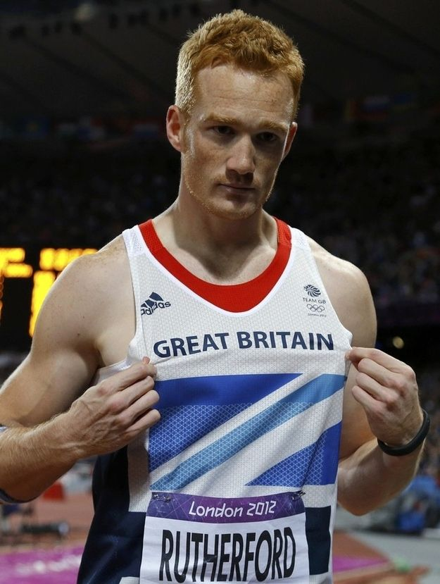Greg Rutherford.  Yes please.