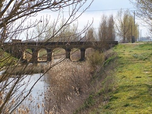 Senderismo en los alrededores de Vega de Ruiponce en Valladolid