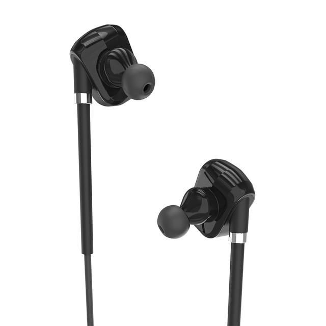 Bluetooth 4.1Hifi Stereo Microphone Hook Earpiece for IPhone and Samsung Sports Earbuds