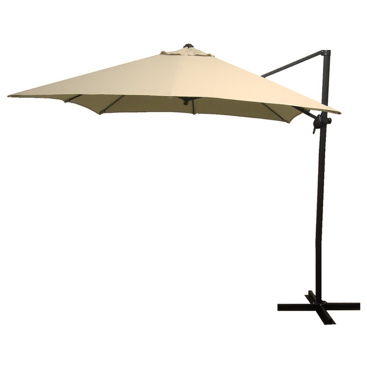 Best 25+ Offset umbrella ideas on Pinterest   Deck ...