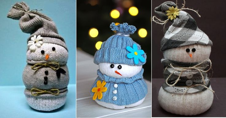 Des décorations d'hiver adorables!