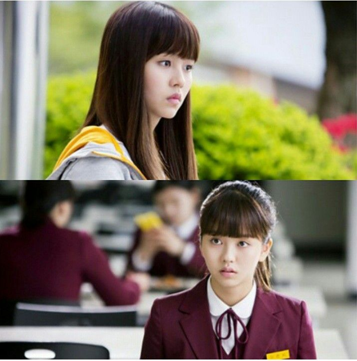 Kim so-hyun~How wonderful girl she is! (In Who are you-School2015)