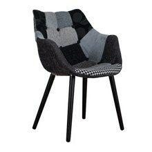 Chair Eleven Patchwork Grey