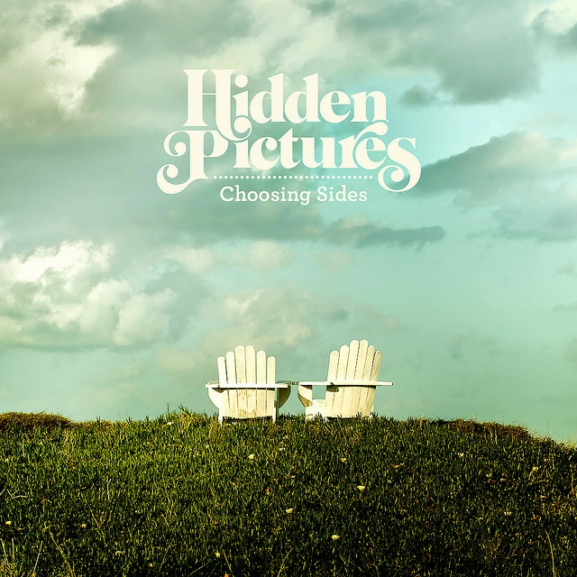 Hidden Pictures album cover designed by Jordan Gray. Photo by Andrew of CubaGallery