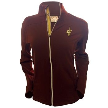 Stay warm and in the winter months in this Ladies Script-C Aurora Full Zip jacket from Levelwear. This lightweight zip-up jacket features embroidered Cavs logos on the chest and inside the zipper - and a secret pocket on the left sleeve!