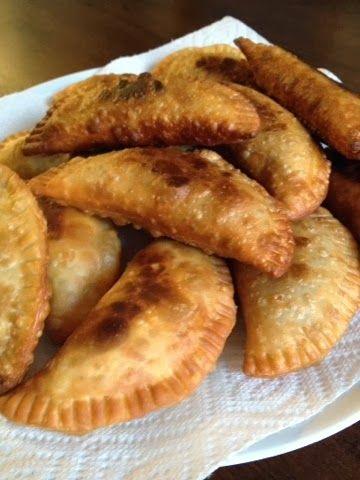 A Taste of Paraguay {Part 1}: Beef Empanadas