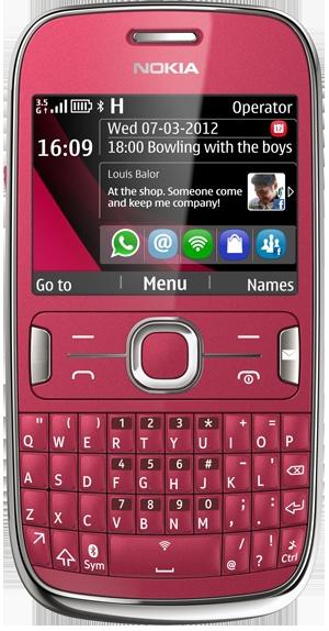 #Nokia Asha 302