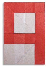 Origami 9 (Nine)