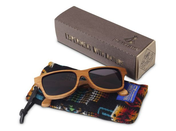 Shwood glasses x Pendleton packaging, beautiful collaboration pattern, watch this: http://vimeo.com/31278527