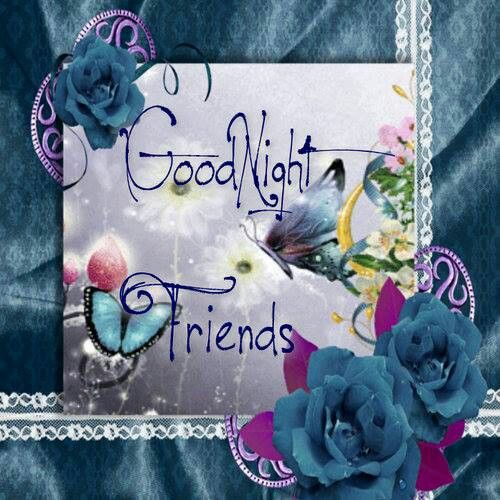 Good Night Cards For Friends