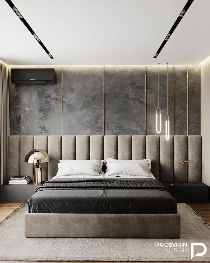 Paint Ideas For Walls Bedroom Is Certainly Important For Your Home Whether You Decorating Ideas Bedroom Bed Design Luxury Bedroom Master Contemporary Bedroom Design