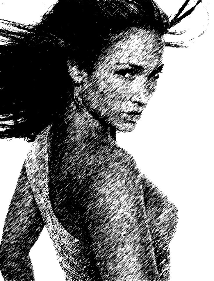 Jennifer Lopez given the Art You touch. Let me Art You too. https://www.fiverr.com/marcusx3000/turn-you-into-a-work-of-art