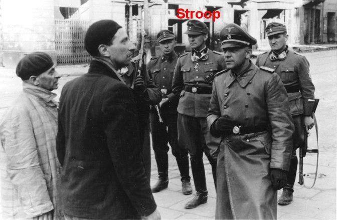 warsaw ghetto uprising | Warsaw Ghetto Uprising
