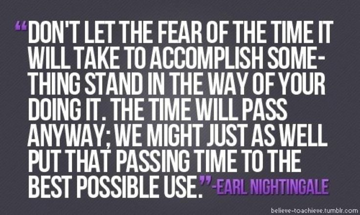 Hi @Laura Smith had to add this to my quote collection. I always need motivation to get moving. here from the Spring Fling!