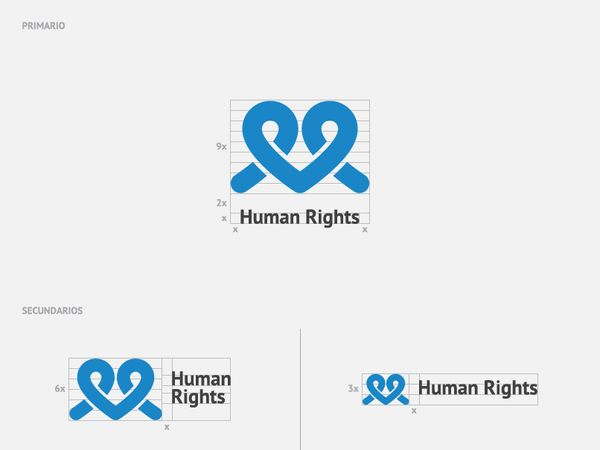 Human Rights by Diego Hodgson, via Behance