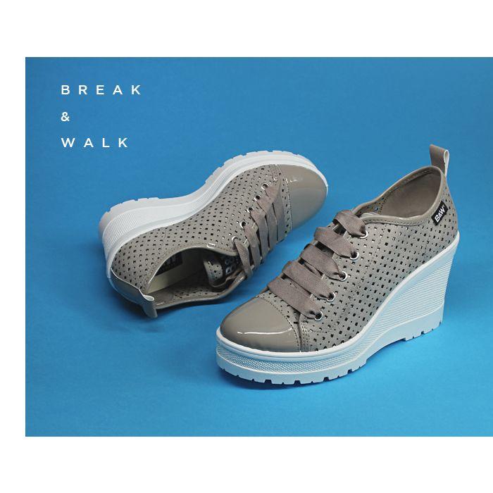 Cuña de Mujer. Descubre todas las tendencias en cuñas para mujer en la Tienda Online de Break&Walk