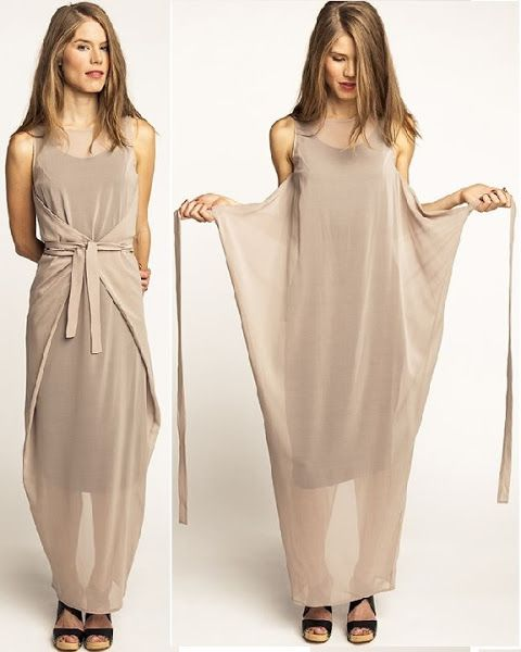 Wrap dress...perfect for going out/weddings etc!!!                                                                                                                                                     More