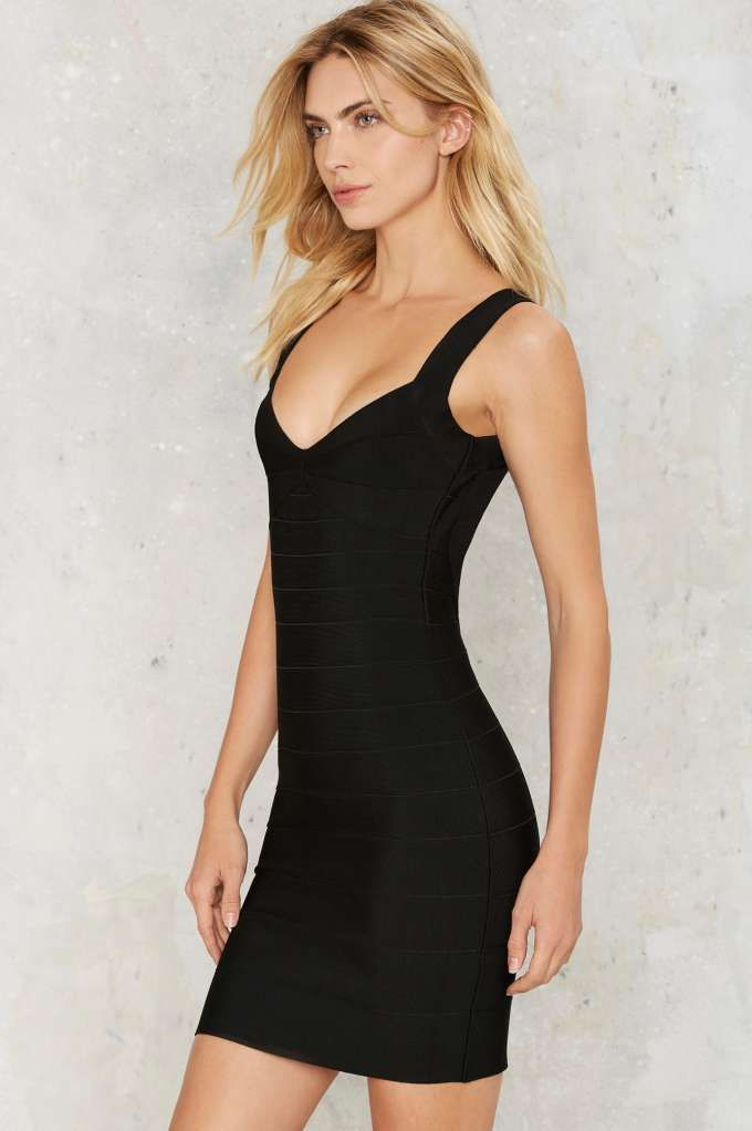 Maddox Bandage Dress - Going Out | Body-Con | LBD | All Party