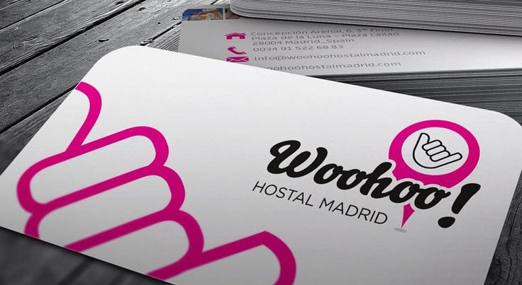 Woohoo Hostal Madrid Madrid Woohoo Hostal Madrid is located in central Madrid, just 60 metres from Gran Vía Avenue and 450 metres from Puerta del Sol. This guest house has a 24-hour reception and modern rooms with free WiFi.