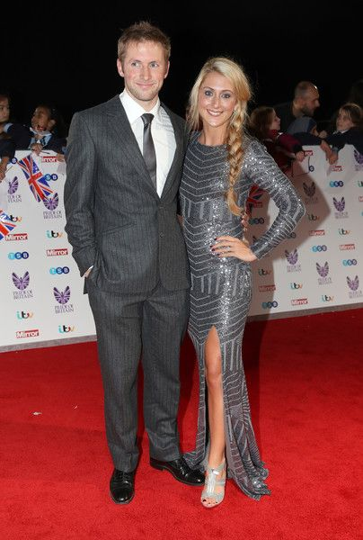 Laura Trott Photos Photos - Jason Kenny and Laura Trott attend the Pride Of Britain awards at the Grosvenor House Hotel on October 31, 2016 in London, England. - Pride Of Britain Awards - Red Carpet Arrivals