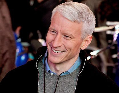 Anderson Cooper...I can't begin to explain how much I adore this man...