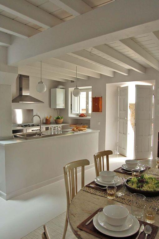 Casa decoracion rustica 1 casa de pueblo estilo rustica for Decoracion de cocinas rusticas