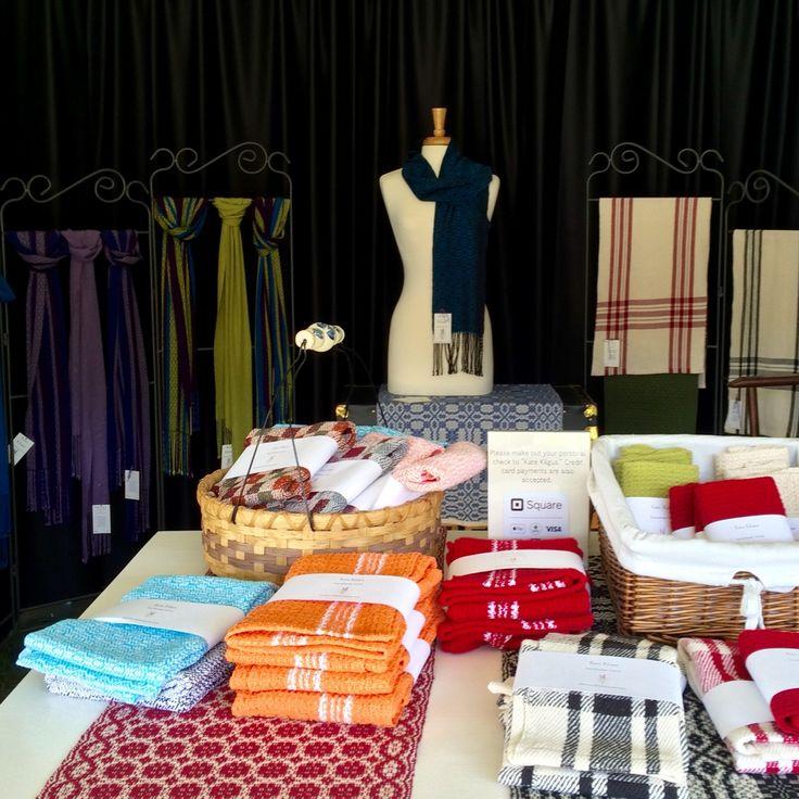 Kate Kilgus, Londonderry, NH, liste des participants foires artisanales 2016 | Nutfield Weaver