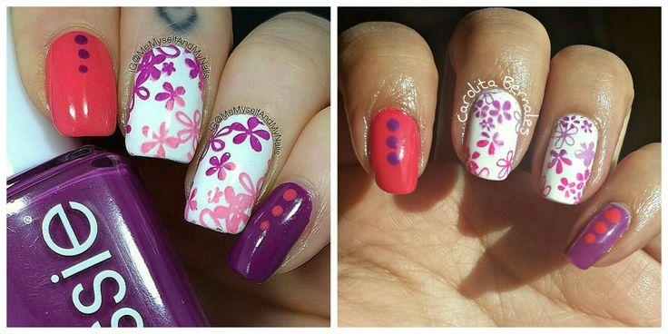 Desafio de Nail Art Lovers ..inspiracion de la web