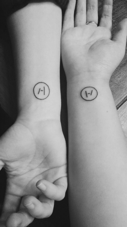 Twenty One Pilots tattoo