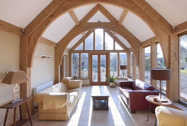 Timber Framing | Oak Timber Framing & Carpentry in France