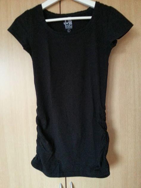 Schnelles Umstandsshirt / Quick maternity shirt