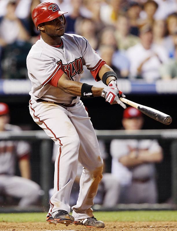 D'Backs Send Upton to Braves    After years of speculation and rumors, Justin Upton finally finds a new home. The Arizona Diamondbacks traded slugger Justin Upton along with infielder Chris Johnson to the Atlanta Braves in exchange for third baseman Marti