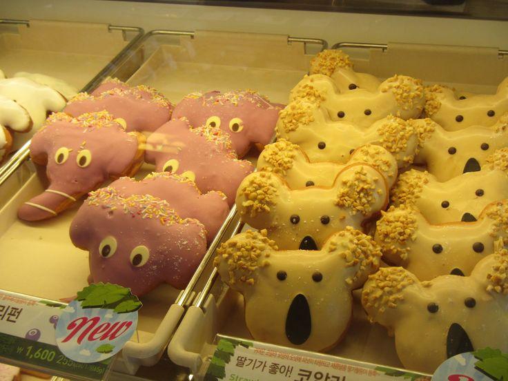 I said it before and I'll say it again, GREAT job Dunkin Donuts Korea!