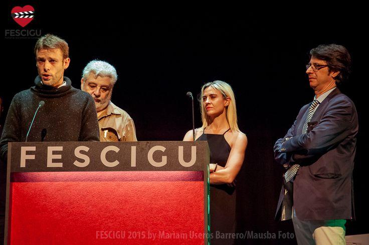 Miguel Romero Grayson, Vicente Romero, Keka Cuéllar y Jorge Camba. Fecha: 30/09/2015. Foto: Mariam Useros Barrero/Mausba Foto.
