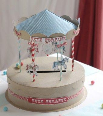 Decoration Boite Cagnotte Pour Anniversaire Bebe Fille