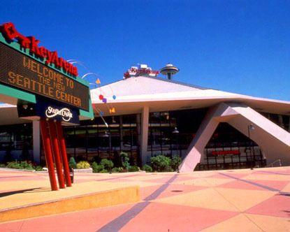 バスケやコンサートが行われるキーアリーナ。シアトル 旅行・観光のおすすめスポット!