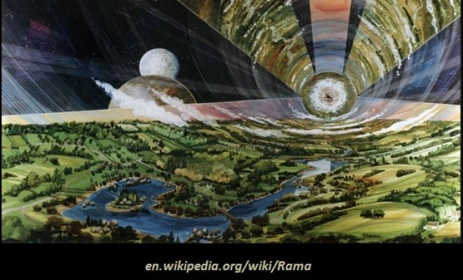 Ο γκουρού της επιστημονικής φαντασίας Άρθουρ Κλαρκ, της Κατιάννας Πανουργιά
