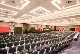 Outrigger Surfers Paradise with a large pillar-less ballroom, recently refurbished accommodation and some very attractive pricing. For more info visit http://queenslandhotelconferences.com/Hotel-OutriggerSurfersParadise.htm