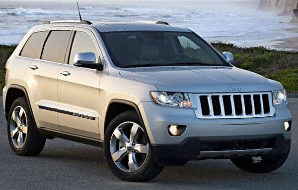 Top 14 Luxury SUVs 2013: Jeep Grand Cherokee 2013