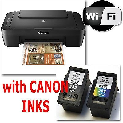 CANON Pixma MG2950 All in One WIRELESS PRINTER SCANNER COPIER with INKS - http://www.computerlaptoprepairsyork.co.uk/printers/canon-pixma-mg2950-all-in-one-wireless-printer-scanner-copier-with-inks