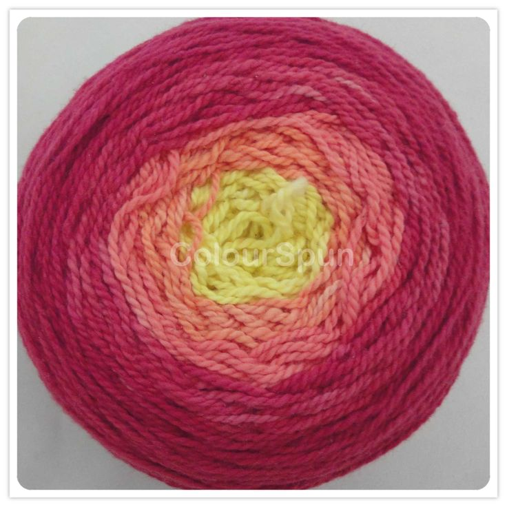 Pure Cotton Sock Gradient Dyed 004