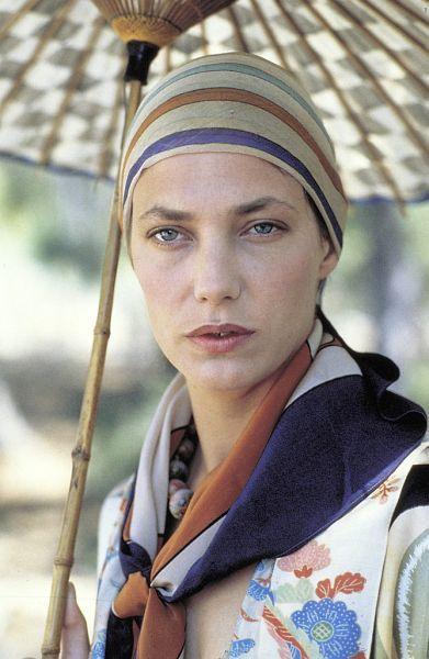 1982.  Evil Under the Sun.  Jane Birkin as Christine Redfern.